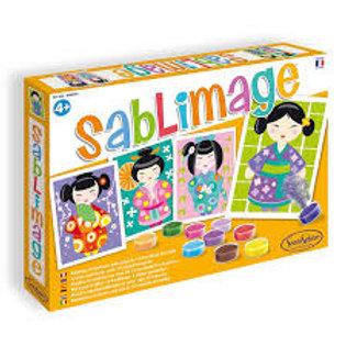 Sablimage - Kokeshi