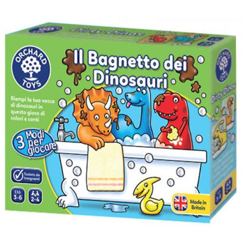 Il bagnetto dei dinosauri