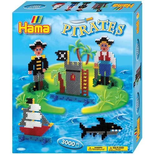 Perline da stirare - Pirati