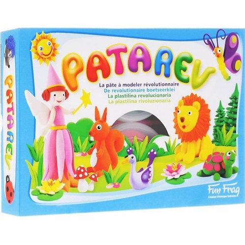 Patarev - scatola con 6 vasetti
