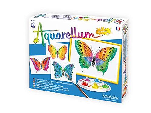 Aquarellum -farfalle