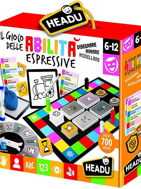 Il gioco delle abilità espressive