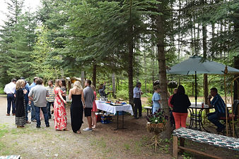 Wedding & Social Hour Option