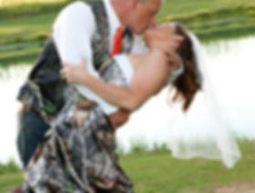 Camo Wedding dress, Camo Wedding vest