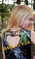Mossy Oak Camo Flowergirl dress