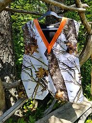 Mossy Oak Winter Camo Vest