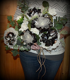 Mossy Oak Wedding bouquet