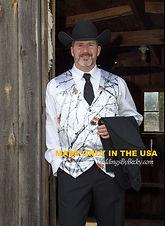 Truetimber Camo custom man's vest