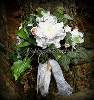 Camo Wedding bouquet
