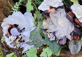 Large Camo Flower
