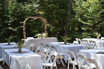 Reception at Heartland Ranch