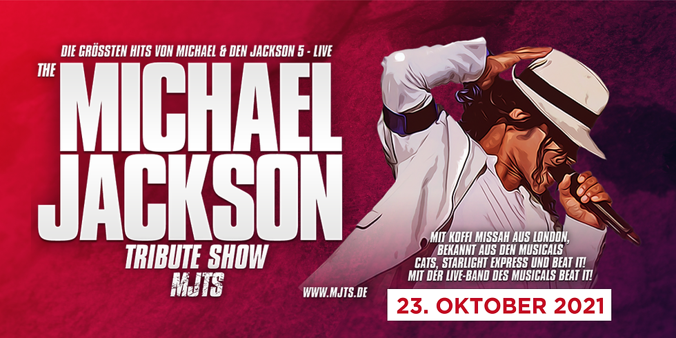 Die Michael Jackson Tribute Show