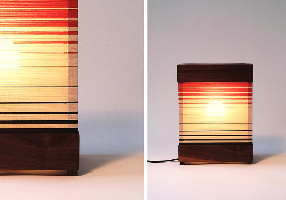 Strata Table Lamp