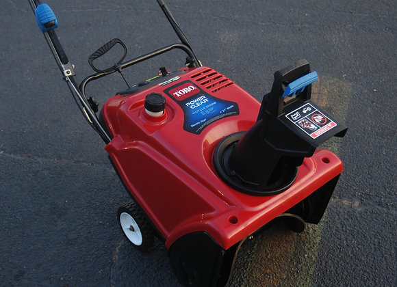 Toro 4 cycle 21 inch with electric