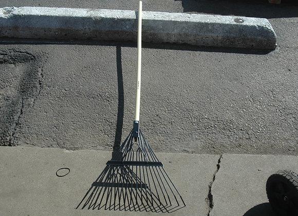 Steel rakes