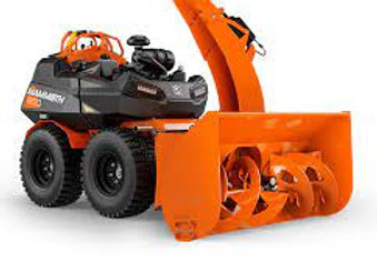 Ariens Mammoth 850 Stand on