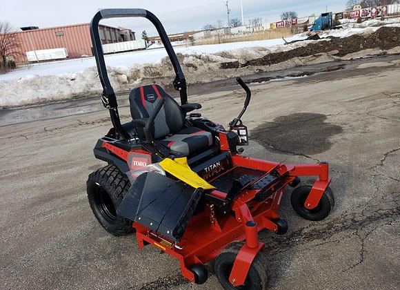 "Toro Titan 76601 Max 60"" w/26hp Kohler 7000 series"