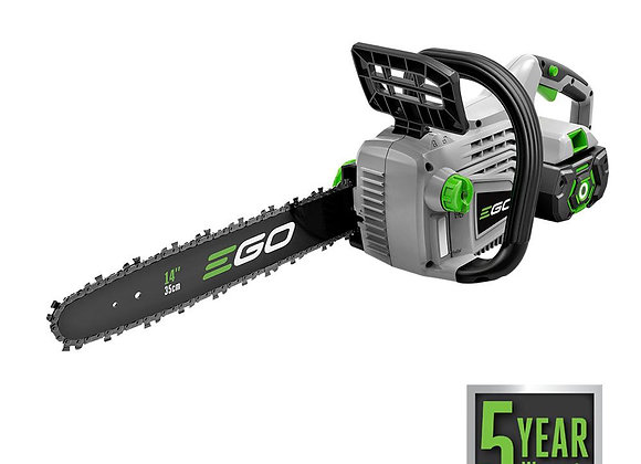 "14"" Ego Power+ Chainsaw"