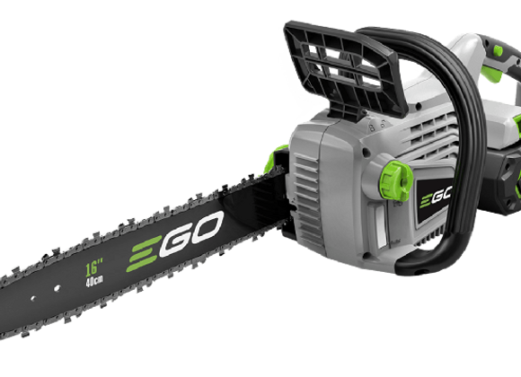 "16"" Ego Chainsaw - 5.0Ah Battery/ Charger"