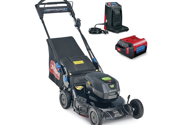 """21"""" (53 cm) 60V MAX* Electric Battery Personal Pace® Super Recycler® Mower (2138"""