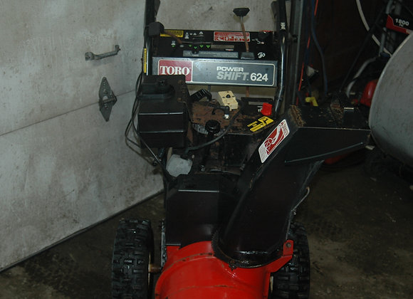 Toro Power Shift with electric start