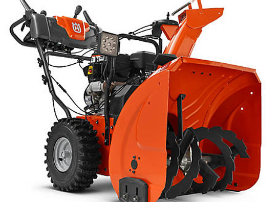 Husqvarna ST227 27 in. 254cc Dual Stage Snow Thrower, 970468901