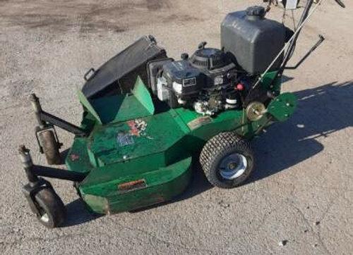 "36"" Bobcat Walkbehind mower with catcher"