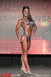 IFBB Tampa Pro 2014 (5th Place)