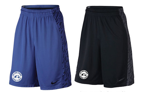 ChooseFitness Gym Shorts with CF Logo