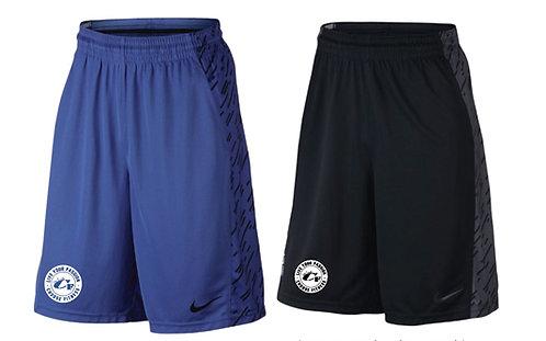 ChooseFitness Gym Shorts with CF Logo