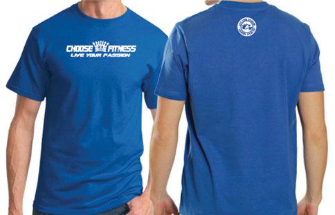 ChooseFitness Mens TShirt