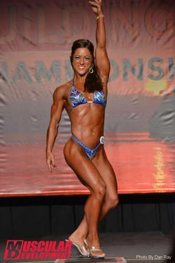 Sara Kovach IFBB Tampa Pro Aug 2014