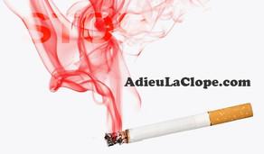 Voici le blog AdieuLaClope.com