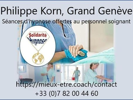 """L'opération """"Solidarité hypnose"""" continue"""