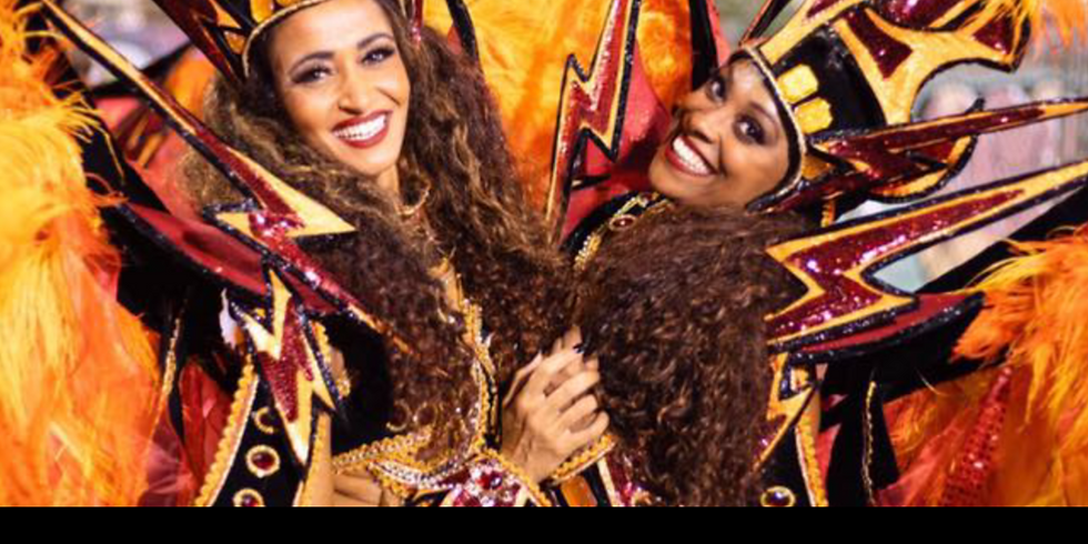 Samba Intermediate Performance Choreography Course (8 Weeks) - $140