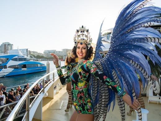 sydney harbour corporate entertainment