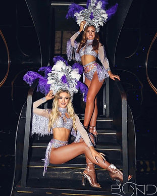 showgirls, showgirls for hire, sydney entertainment, prana entertainment