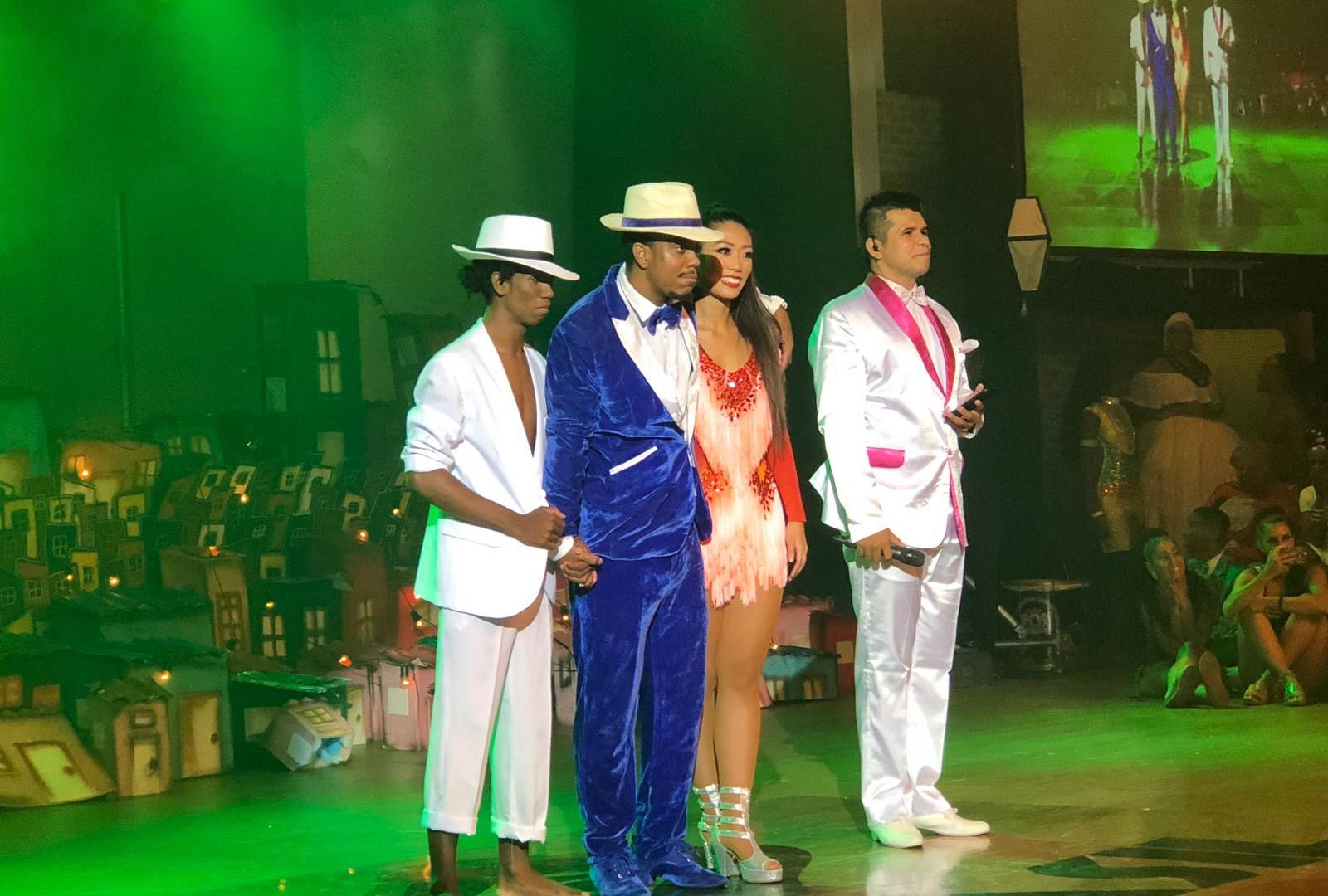 Brasil Samba Congress Competition 2019