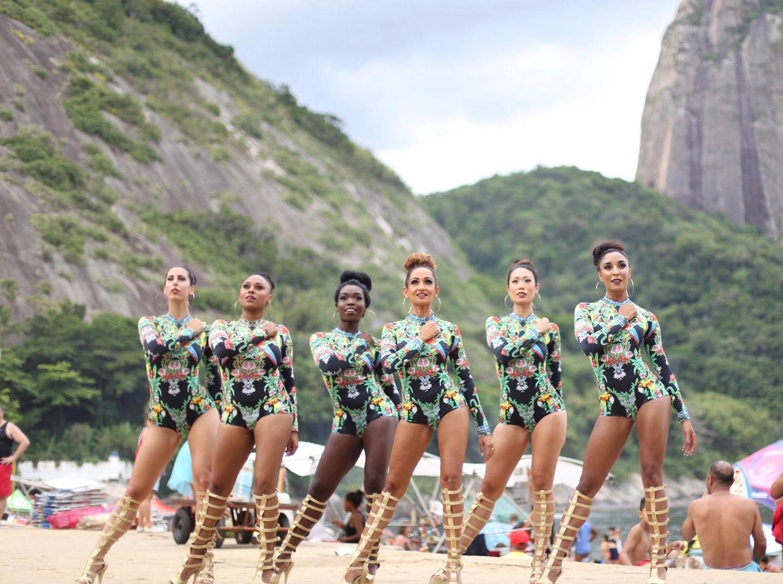 Rio Carnaval Ensemble 2018