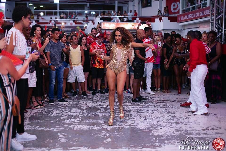 World Famous Salgueiro Passista Show