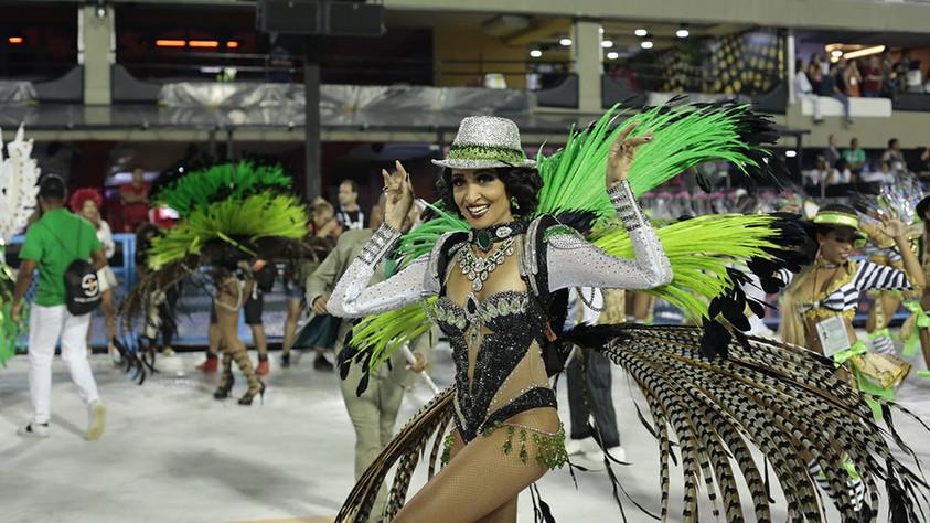 Rio Carnaval 2020