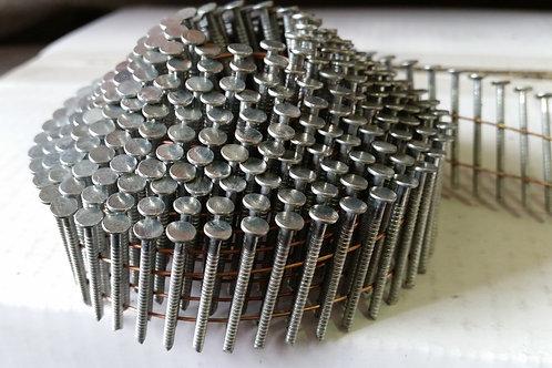 Buy per coil 2.1 x 27mm - 50mm Galvanised