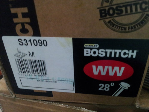 Bostitch WW Series Fasteners - S31090