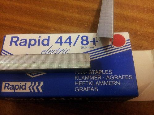 Rapid 44 Series 8mm Staples