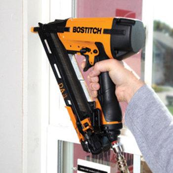 Bostitch DA/Inclined Finish Nailer 32mm -64mm