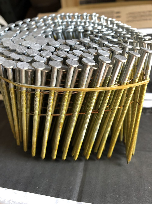 Montana 2.8 x 83mm Galvanised Ring Coil Nails