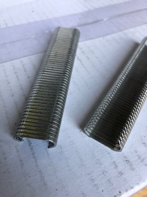 Bostitch RING15G100B & RING15G100P Galvanised C Rings