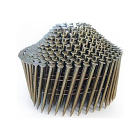 2.1 x 32mm, 45mm & 50mm Bright Smooth Conical Coil Nails
