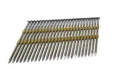 Bostitch 3.8 x 130mm Spiral Galvanised Strip Nails