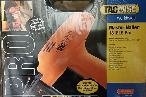 Tacwise 181ELS Electric Nailer